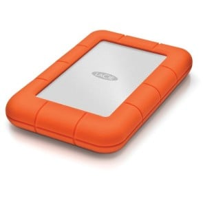 Disco duro externo LaCie 1TB Rugged Mini USB 3.0