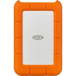 Disco duro externo LaCie 1TB Rugged USB 3.0 Type-C