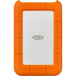 Disco duro externo LaCie 2TB Rugged USB 3.0 Type-C