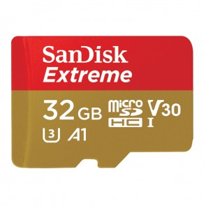 Sandisk Extreme 32gb v30 2017