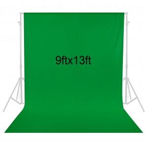 Telon de Fondo 2.8m x 4m Verde Neewer