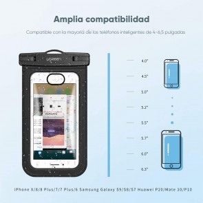 Funda Impermeable IPX8 para Smartphone Ugreen