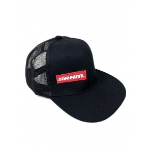 Gorro sram open negro side