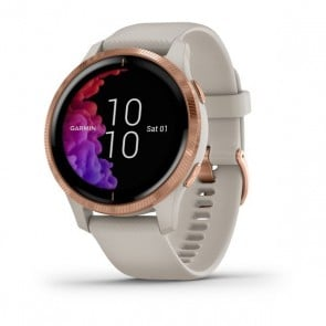 Garmin Venu Light Sand / Rose Gold