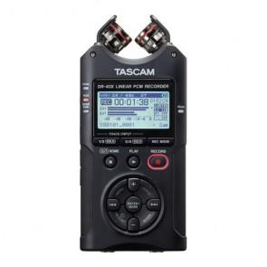 Grabadora de Audio Portátil de 4 Canales Tascam
