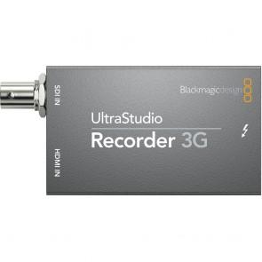 Grabadora Blackmagic Design UltraStudio 3G