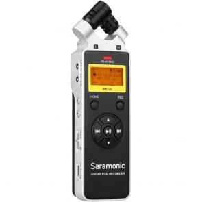 Grabadora Portátil Con Micrófono Estéreo Saramonic SR-Q2