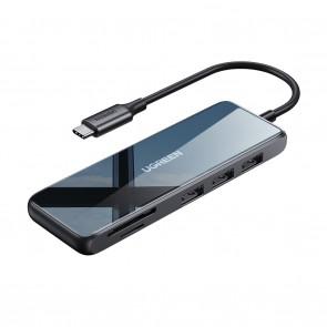 Hub USB C HDMI 4K 6 en 1 Ugreen