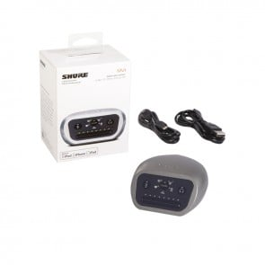 Interface de Audio Shure MOTIV