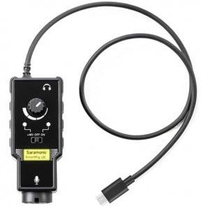 Interfaz USB-C  Saramonic SmartRig UC