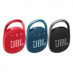 Parlante Bluetooth Portatil JBL Clip 4