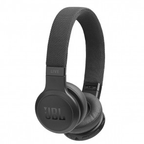 Audifonos Bluetooth JBL Live 400 con Google Assistant Negro