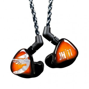 Audifono Monitor Custom JH11 Jerry Harvey Audio