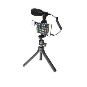 Kit Para Video Vlogger y Podcast Ckmova MST2