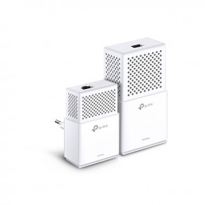 KIT de Adaptadores Wi-Fi TP Link Powerline Gigabit AV1000 1