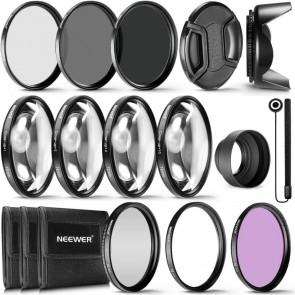 Set de Filtros de 72mm de Fotografia - Neewer