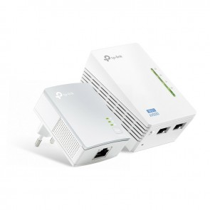 Kit Extensor Powerline WiFi AV500 a 300 Mbps 1