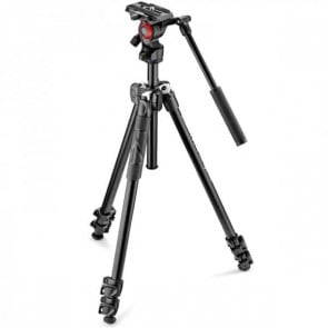 Manfrotto Trípode 290 Light MK290LTA3-V