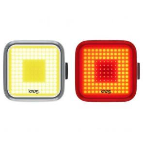 Pack de Luces para Bicicleta KnoG Blinder