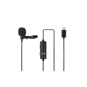 Microfono Lavalier para Smartphone USB-C CKMOVA
