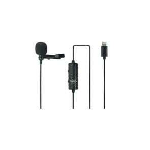 Microfono Lavalier para IOS Lightning CKMOVA