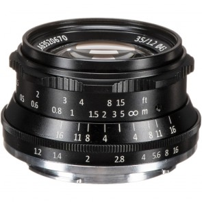 Lente 7artisans Fotoeléctrica 35mm f / 1.2 para Sony E