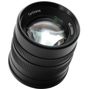 Lente 7artisans Fotoeléctrica 55mm f / 1.4 para Sony E