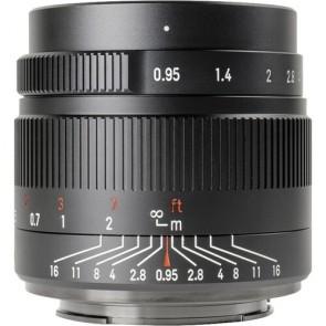 Lente 7artisans Fotoeléctrica 35mm f 0.95 para Sony E