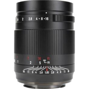 Lente 7artisans Fotoeléctrica 50mm f 1.05 para Sony E