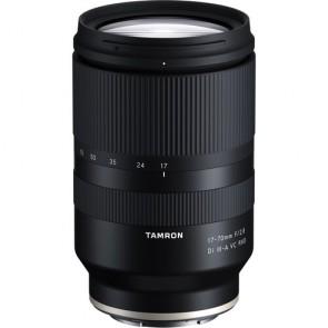 Lente Tamron 17-70mm f 2.8 Di III-A VC RXD para Sony E