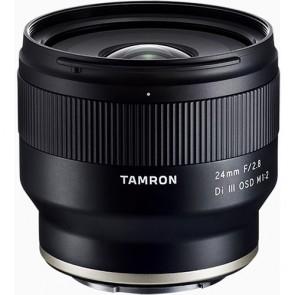 Lente Tamron 24mm f  2.8 Di III OSD M 1 2 para Sony E