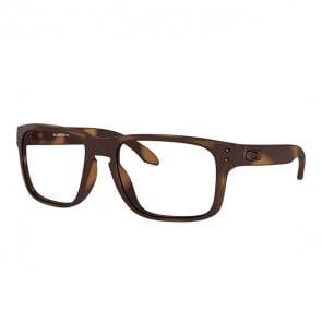 Lentes Opticos Oakley Holbrook RX Matte Brown TortoiseCalibre 54