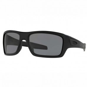 Lentes de Sol Oakley Turbine Matte Black Gray Polarized