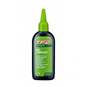 Lubricante Cadena Extra humedo TF2 Plus Weldtite 125 ml