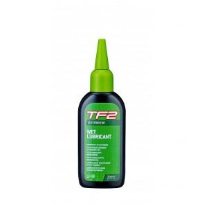 Lubricante Cadena Extra humedo TF2 Plus Weldtite 75 ml
