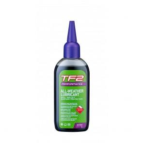 Lubricante de Cadena TF2 Weldtite con Teflón 100 ml