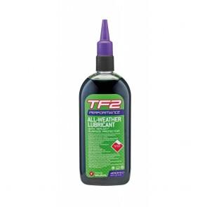Lubricante de Cadena TF2 Weldtite con Teflón 400 ml