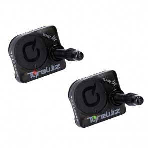 Medidor de Presión de aire QUARQ TyreWiz para llantas Zipp 3Zero Moto