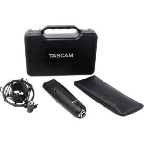 Micrófono Condensador de Estudio con Shockmount Tascam TM-180