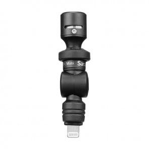 Micrófono de Condensador para iOS Lightning Saramonic SmartMic Di Mini