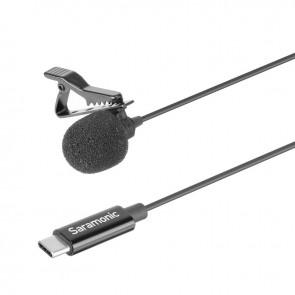 Micrófono Lavalier USB-C 6m para Android Saramonic LavMicro U3B