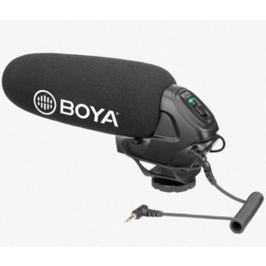 Microfono Shotgun BY-BM3030 BOYA