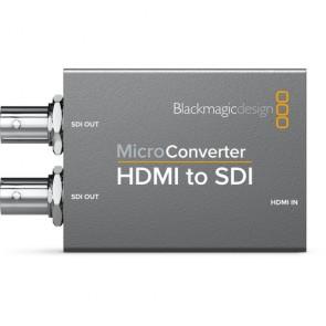 Blackmagic Design Micro Converter HDMI a SDI con Fuente de Alimentación