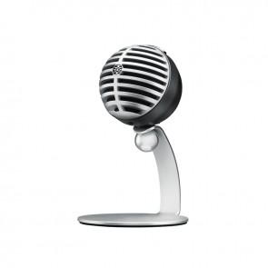 Microfono Condensador Shure con Cable USB MV5