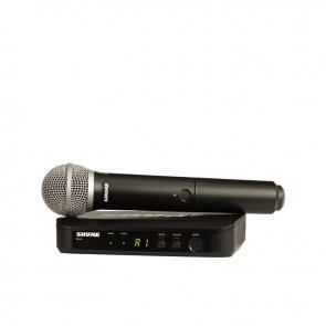 Microfono Shure BLX24/PG58