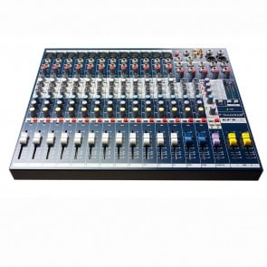 Mixer Soundcraft 12+2 Canales EFX12