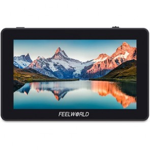 "Monitor de Pantalla Táctil HDMI Full HD de 5.5 "" FeelWorld F6 Plus"