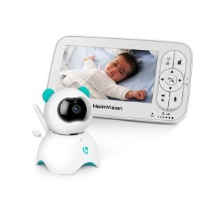 Monitor de bebe 720P HD HeimVision HM136