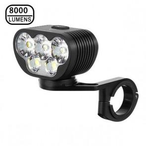 Luz de Bicicleta Delantera Galaxy 8000S Magicshine
