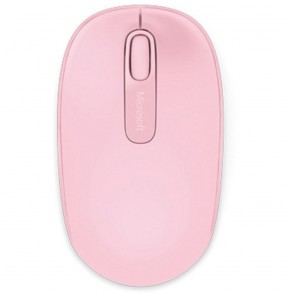 Mouse Inalámbrico Microsoft Wireless Mobile Mouse 10850 Rosa